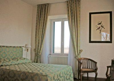 Tenuta La Marchesa - Le camere dell'agriturismo: il letto