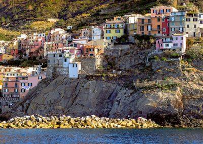 Tenuta La Marchesa - I dintorni: le Cinque Terre