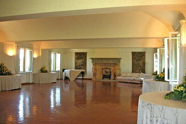 Tenuta La Marchesa - Sala concerti nel Monferrato