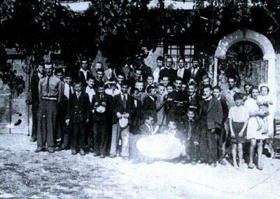 Tenuta La Marchesa - La Saula nel 1943