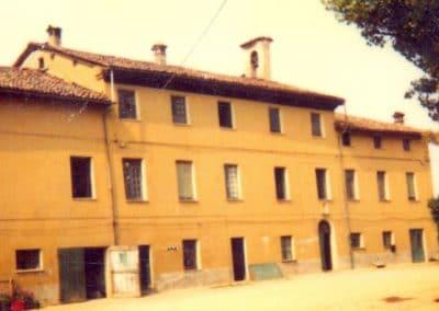 Tenuta La Marchesa - La villa prima del restauro
