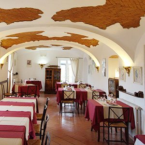 Tenuta La Marchesa - Il ristorante