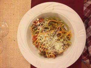 Tenuta La Marchesa - Spaghetti tricolore