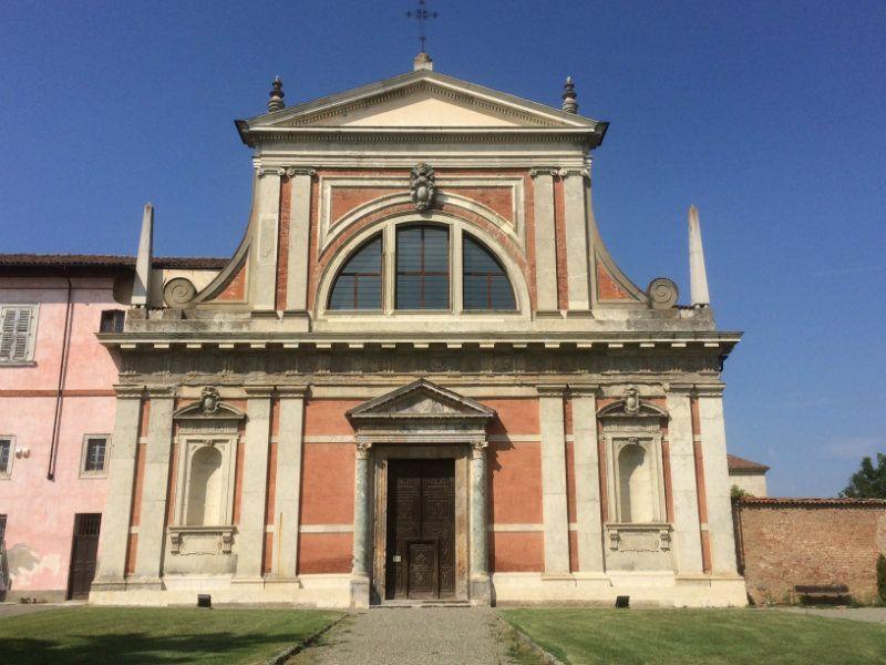 Monastery of Santa Croce in Boscomarengo
